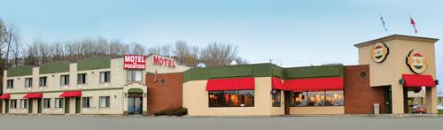 À propos du Motel
